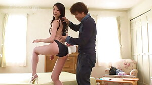 Ryo Makoto :: Seduced By A Race Queen 1 - CARIBBEANCOM