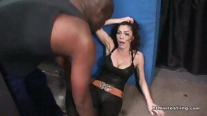 Secret Agent Male domination Beatdown Ryona