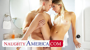 Insatiable America - Chloe Temple can't hold her urges anymore