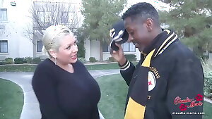 Claudia Marie Impregnated By Danny Blaq