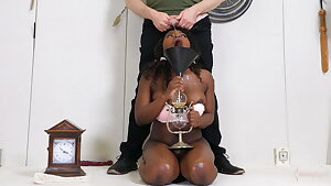 Time Bound: mental submission, anal destruction