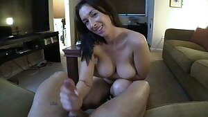 Step-Mom Makes Me Pay My Rent In Cum
