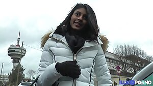 French Indian teen wants her holes to be crammed [Full Video]