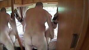 Suzisoumise Chained Camper Whore