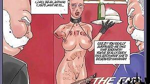 Brutal slave fucking anime anime porn sex