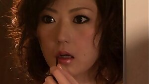 Closeup japanese housewife fucked by her partner