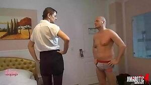 LissLongLegs: Room number 6 - Secret fuck!