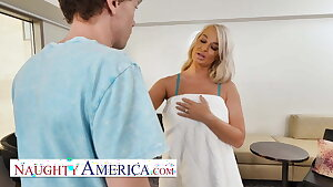 Insatiable America - London River needs some COCK!!!