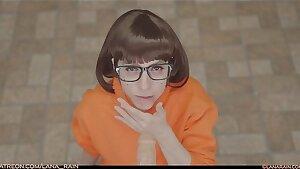 Velma Seduces You into Fucking Her