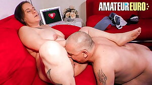 AmateurEuro - Filthy Sex Tape With A Horny Mature Housewife